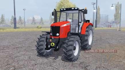Massey Ferguson 5475 manual ignition for Farming Simulator 2013