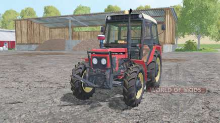 Zetor 7745 4x4 animation parts for Farming Simulator 2015