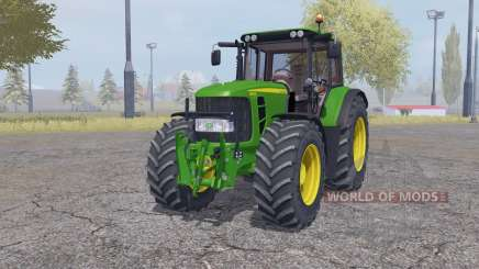 John Deere 6630 Premium front loader for Farming Simulator 2013