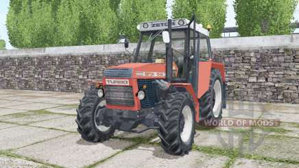 Zetor 10145 wheels selection for Farming Simulator 2017