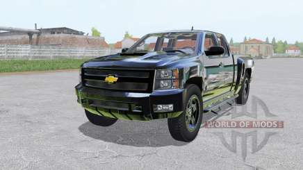 Chevrolet Silverado 2500 HD Extended Cab for Farming Simulator 2017