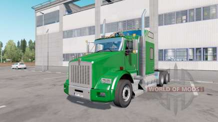 Kenworth T800 2005 v1.1 for Euro Truck Simulator 2