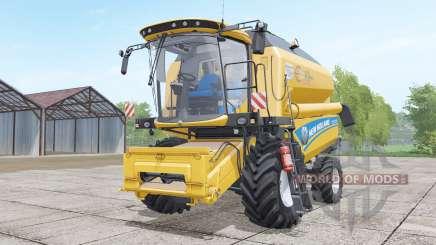 New Holland TC5.70 design selection for Farming Simulator 2017