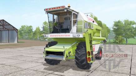 Claas Dominatør 88s for Farming Simulator 2017