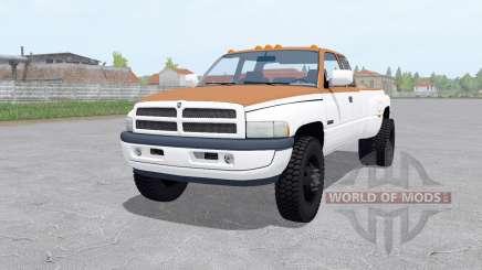 Dodge Ram 3500 Club Cab 1994 for Farming Simulator 2017
