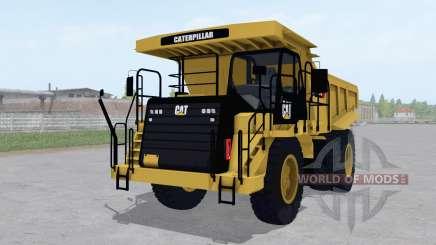 Caterpillar 773G 2011 for Farming Simulator 2017
