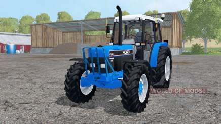 Ford 8340 1992 for Farming Simulator 2015