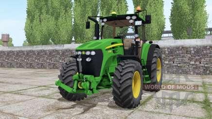 John Deere 7730 2007 for Farming Simulator 2017