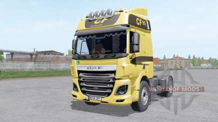 DAF CF Space Cab for Farming Simulator 2017