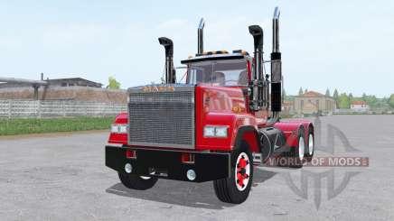 Mack Super-Liner Day Cab 1977 for Farming Simulator 2017