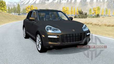 Porsche Cayenne Turbo S (957) 2008 for BeamNG Drive