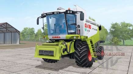 Claas Lexion 550 interactive control for Farming Simulator 2017