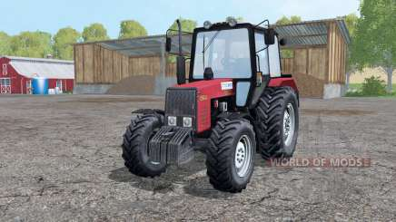 MTZ Belarus 820.4 animation parts for Farming Simulator 2015