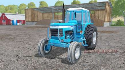 Ford TW-10 for Farming Simulator 2015
