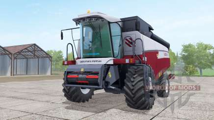 Akros 530 engine selection for Farming Simulator 2017