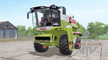 Claas Dominator 208 Mega interactive control for Farming Simulator 2017