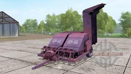BM-6B for Farming Simulator 2017