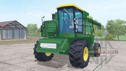 John Deere 8820 1984 for Farming Simulator 2017
