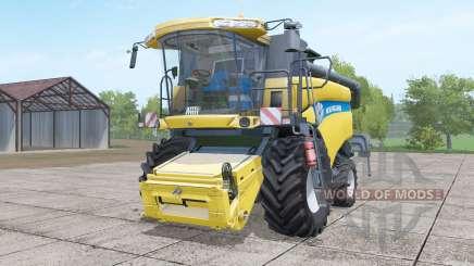 New Holland CX8080 4x4 for Farming Simulator 2017