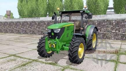 John Deere 6110R for Farming Simulator 2017