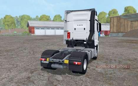 Mercedes-Benz Actros for Farming Simulator 2015
