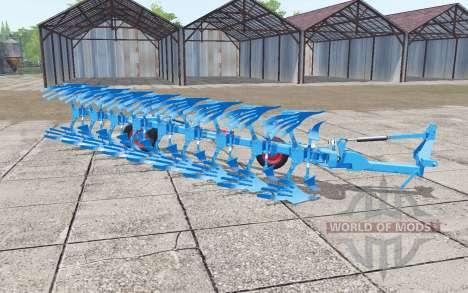 Lemken Diamant 12 for Farming Simulator 2017