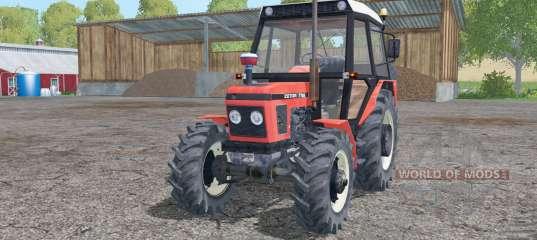 Zetor 7745 Moving Elements For Farming Simulator 2015
