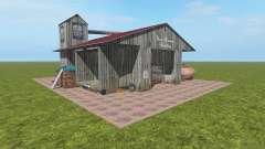 Whiskey Factory v1.1 for Farming Simulator 2017