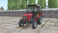 Zetor 7011 with weight for Farming Simulator 2017