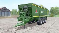Annaburger HTS 29.17 green for Farming Simulator 2017