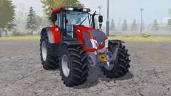 Valtra N163 double wheels for Farming Simulator 2013