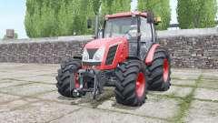 Zetor Major 80 Increased wheels for Farming Simulator 2017