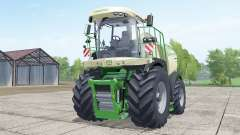 Krone BiƓ X 580 for Farming Simulator 2017
