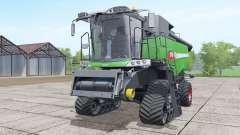 Fendt 9490X crawler modules for Farming Simulator 2017