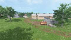 Cantal v1.2 for Farming Simulator 2015