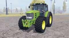 John Deere 7530 Premium animation parts for Farming Simulator 2013