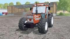 Fiat 85-90 1989 loader mounting for Farming Simulator 2015