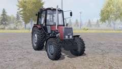 MTZ Belarus 820 with manual ignition for Farming Simulator 2013