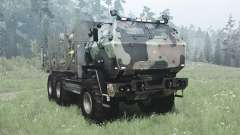 FMTV Himars 6x6 2006 custom for MudRunner