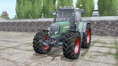 Fendt 716 Vario TMS tyre selection for Farming Simulator 2017