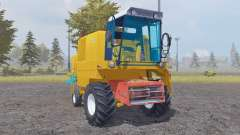 Bizon Z056-7 for Farming Simulator 2013