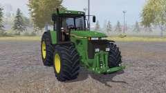 John Deere 8110 animated element for Farming Simulator 2013