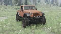 Jeep Wrangler (JK) pickup for MudRunner