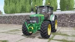 Jøhn Deere 6920S for Farming Simulator 2017