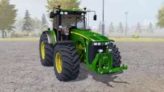 John Deere 8530 More Realistic for Farming Simulator 2013