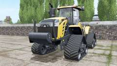 Challenger MT975E crawler modules for Farming Simulator 2017