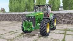 John Deere 8230 configure for Farming Simulator 2017
