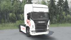 Scania R730 2009 for Spin Tires