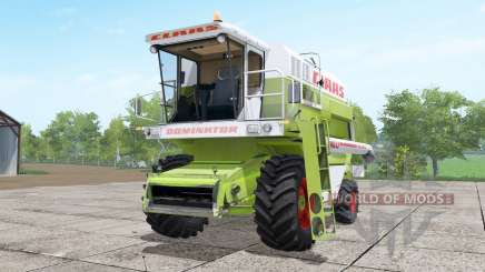 Claas Dominator 118 SL Maxi for Farming Simulator 2017