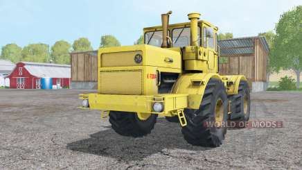 Kirovets K-700A for Farming Simulator 2015
